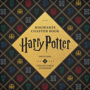 Harry Potter: Hogwarts Coaster Book