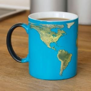 Day and Night Heat Change Mug