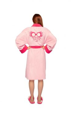 "Harry Potter: ""As Sane As I Am"" Luna Lovegood Women's Bathrobe Preorder"