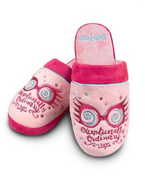 Harry Potter: Sleepwalking Preparation Luna Lovegood Women's Slippers Preorder