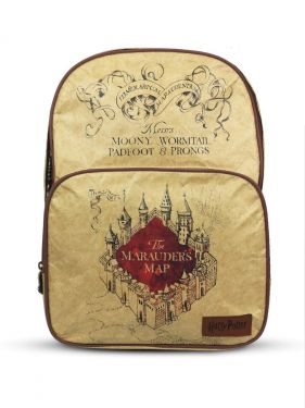 Harry Potter: Mischief In Motion Marauder's Map Backpack