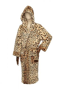 Wonder Woman: WW84 Cheetah Bathrobe