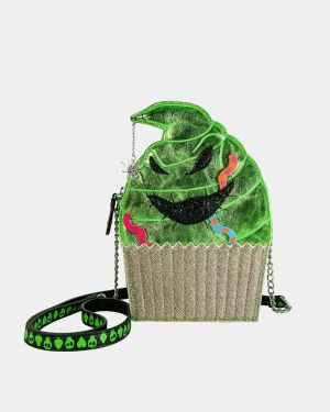 Nightmare Before Christmas: Oogie Boogie Cupcake Danielle Nicole Crossbody Bag
