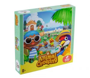 Animal Crossing: 500pc Jigsaw Puzzle