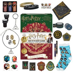 Harry Potter: Christmas In The Wizarding World Advent Calendar