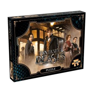 Fantastic Beasts: 500pc Puzzle