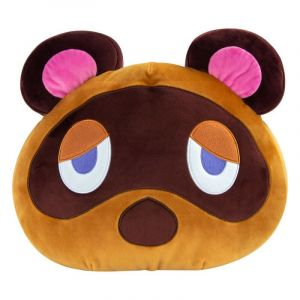 Animal Crossing: Tom Nook Head Tomy Plush Preorder