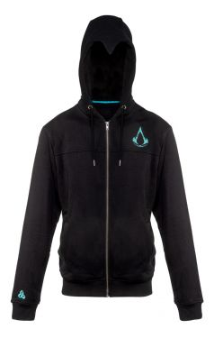 Assassin's Creed Valhalla: For Asgard! Shield and Hammer Hoodie
