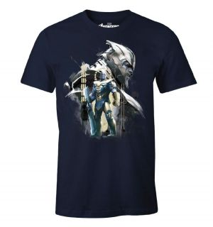 Avengers Endgame: (War)lording It Over Thanos T-Shirt