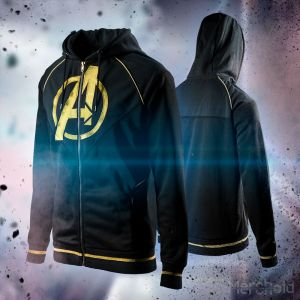 Avengers: Phase Three Commemorative Limited Edition Hoodie