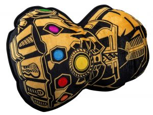 Avengers: A Hard Days Fight Infinity Gauntlet Wearable Cushion