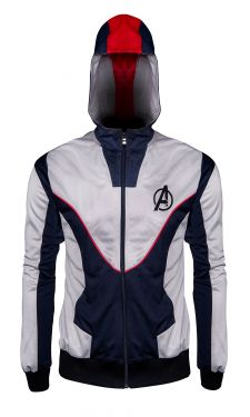 Avengers Endgame: 'Whatever It Takes' Quantum Hoodie