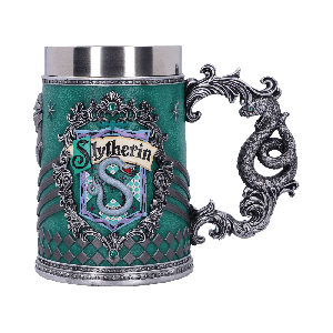 Harry Potter: Slytherin Tankard Preorder