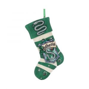 Harry Potter: Slytherin Stocking Hanging Ornament Preorder