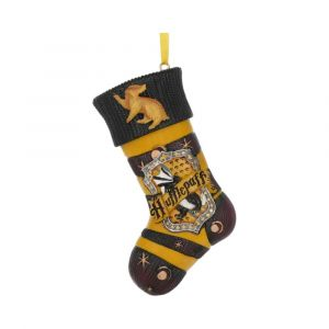 Harry Potter: Hufflepuff Stocking Hanging Ornament Preorder