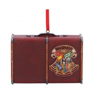 Harry Potter: Hogwarts Suitcase Hanging Ornament Preorder