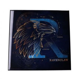 Harry Potter: Ravenclaw Crystal Clear Glass Picture Preorder