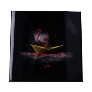 IT: SS Georgie Crystal Clear Glass Picture Preorder