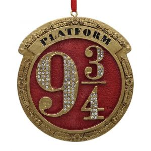 Harry Potter: Platform 9 3/4 Hanging Ornament Preorder