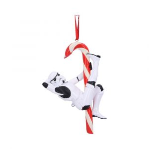 Stormtrooper: Candy Cane Hanging Ornament Preorder
