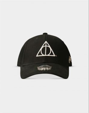 Harry Potter: Deathly Hallows Adjustable Cap Preorder