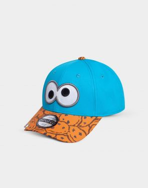 Sesame Street: 'Om Nom Nom' Cookie Monster Baseball Cap