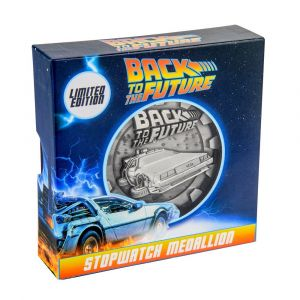 Back To The Future: Limited Edition Medallion