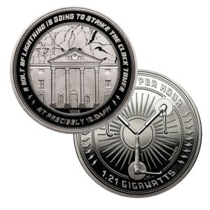 Back To The Future: Clock Tower Limited Edition Coin