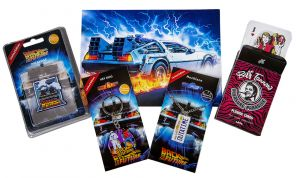 Back To The Future: Time Traveller's Keepsakes Limited Edition Collector's Box