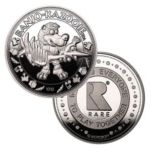 Banjo Kazooie: Limited Edition Coin