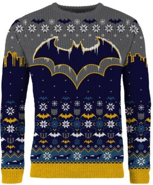 Batman: Frosty Festivities Christmas Sweater