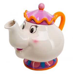 Beauty and the Beast: Tale As Old As Tea Time Mrs Potts Tea Pot
