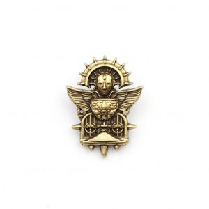 Warhammer 40,000: Blood Angel Artifact Pin Badge