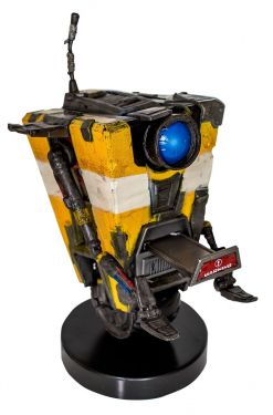 Borderlands: Claptrap 8 inch Cable Guy Phone and Controller Holder