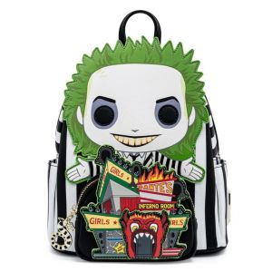 Beetlejuice: Pop By Loungefly Mini Backpack Preorder