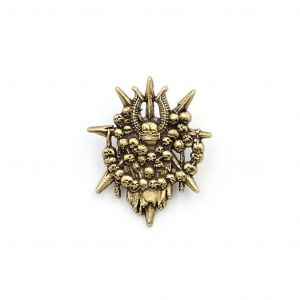 Warhammer 40,000: Chaos Legions Artifact Pin Badge