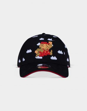Super Mario: 8bit Cloud Cap