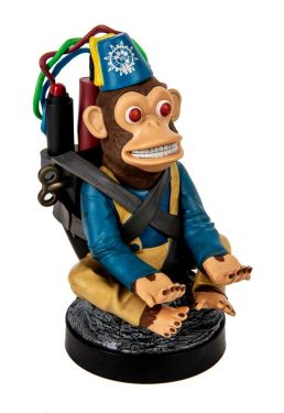 Call Of Duty: Monkey Bomb 8 inch Cable Guy Phone and Controller Holder