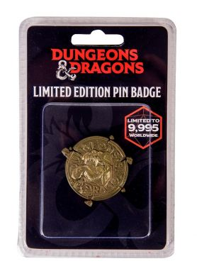 Dungeons & Dragons: Limited Edition Pin Badge