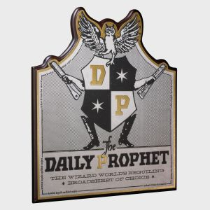 Harry Potter: Daily Prophet Wall Plaque Preorder