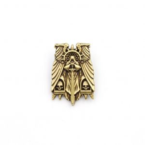 Warhammer 40,000: Dark Angel Artifact Pin Badge