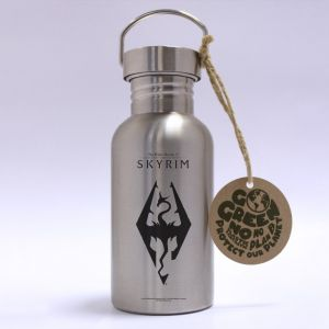 The Elder Scrolls: Skyrim Stainless Steel Eco Bottle
