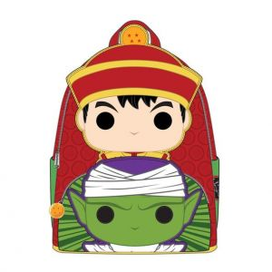 Dragon Ball Z: Gohan and Piccolo Pop By Loungefly Mini Backpack Preorder