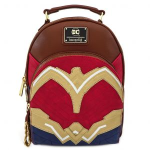 Wonder Woman: Star Sapphire Loungefly Mini Backpack