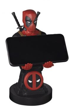 Deadpool: 8 inch Cable Guy Phone and Controller Holder