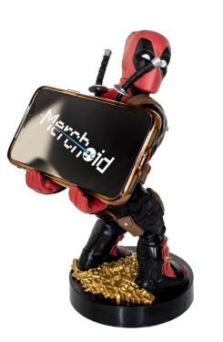Deadpool: Posing 8 inch Cable Guy Phone and Controller Holder