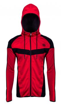 Deadpool: Red Man Walking Tech Hoodie