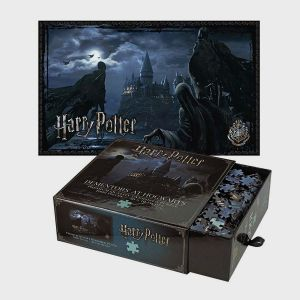 Harry Potter: Dementors At Hogwarts 1000pc Jigsaw Puzzle Preorder