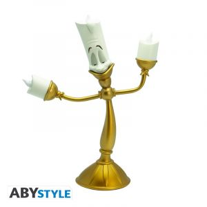 Beauty And The Beast: Be Our Guest Lumiere Lamp Preorder
