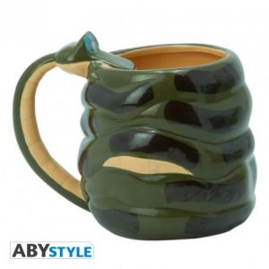 The Jungle Book: Trust In Me Kaa Shaped Mug
